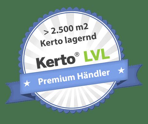 Kerto Premium Händler LVL Furnierschichtholz Leidorf