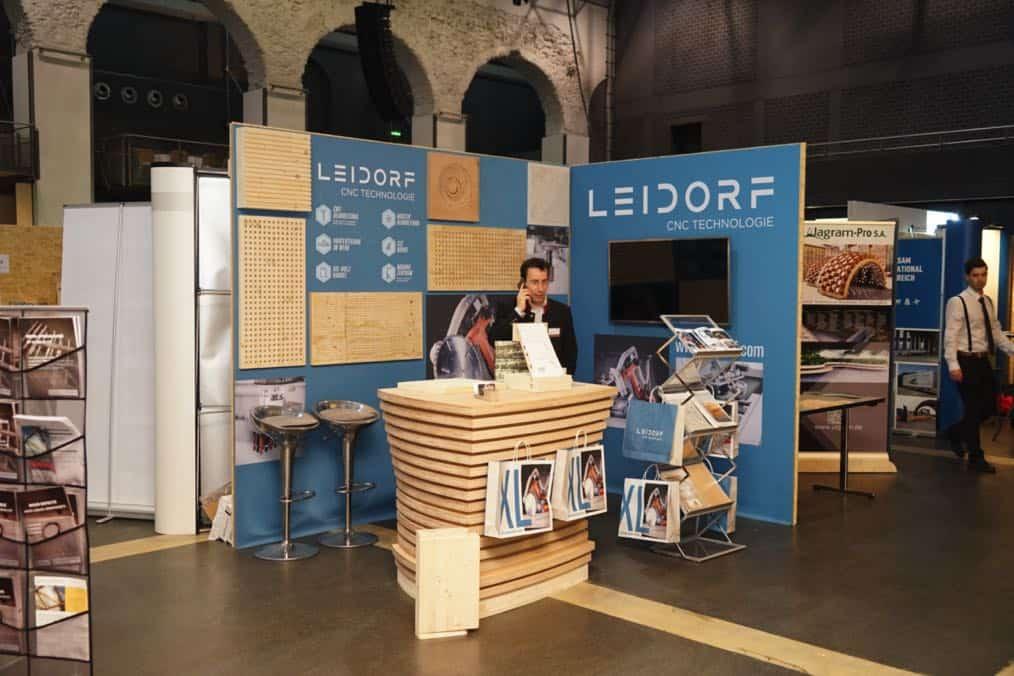Holzbauforum Innsbruck 2019 Leidorf