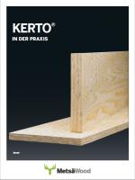 Kerto in der Praxis Leidorf Broschüre