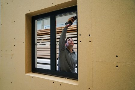 Wandelement Fenstereinbau Leidorf